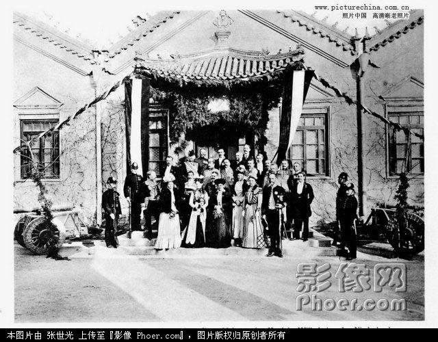 八国联军侵华时的中国 老照片 论坛 摄影,摄像爱好者的专业
