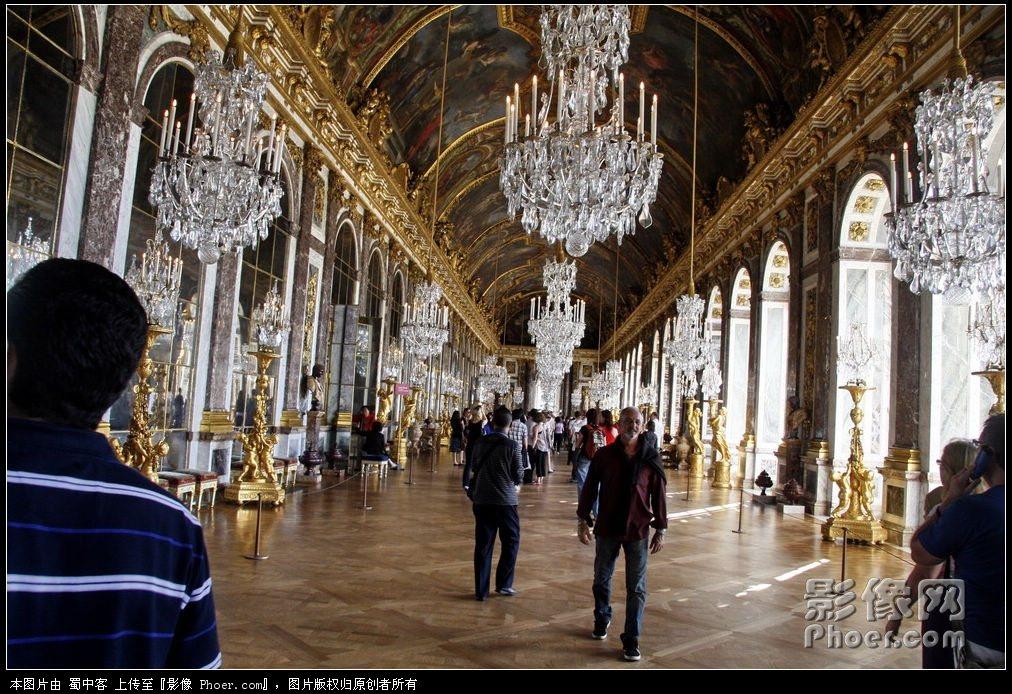 巴黎/镜厅